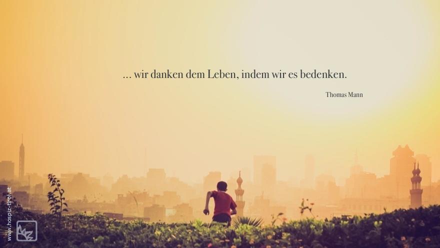 Dankbarkeit: Ein Zitat von Thomas Mann